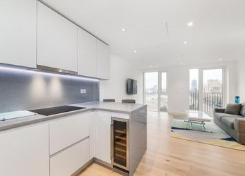 Thumbnail 1 bed flat to rent in Ariel House, 144 Vaughan Way