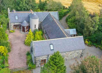 Thumbnail 4 bed detached house for sale in Winterfold Cottage, Oldmeldrum, Inverurie, Aberdeenshire