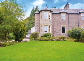 Thumbnail 4 bed semi-detached house for sale in Duncargen, St Margarets Drive, Dunblane, Stirling