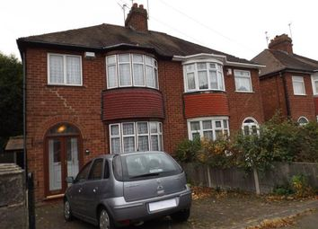 Thumbnail 3 bedroom semi-detached house for sale in Coronation Avenue, Willenhall, West Midlands