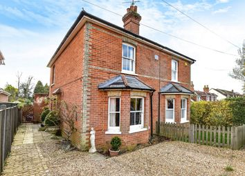 Thumbnail 2 bed semi-detached house for sale in Rowledge, Farnham, Surrey