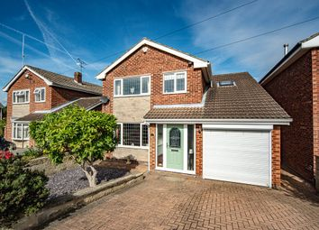 Thumbnail 4 bed detached house for sale in Alverley Lane, Doncaster, South Yorkshire