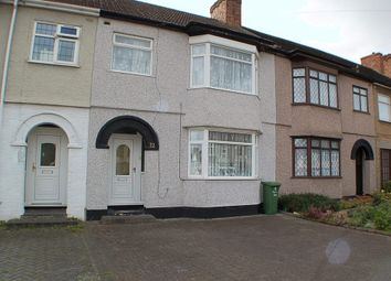 Thumbnail 3 bed terraced house to rent in Gorseway, Rush Green, Romford