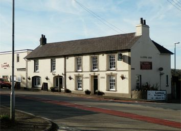 Thumbnail Commercial property for sale in Llanina Arms Hotel., Llanarth, Ceredigion