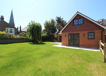 Thumbnail 4 bed bungalow to rent in Mill Road, Worthing