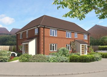 Thumbnail 1 bed flat for sale in Brunel Road, Maidenhead