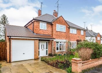 Thumbnail 3 bed semi-detached house for sale in Falstaff Avenue, Earley, Reading
