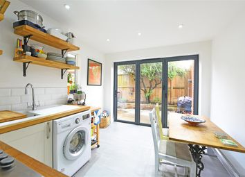 Thumbnail 1 bed maisonette for sale in Kimber Road, London