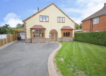 Thumbnail 4 bed detached house for sale in Wyvern Avenue, Long Eaton, Nottingham