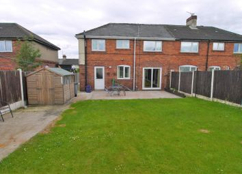 Thumbnail 3 bed semi-detached house for sale in Central Drive, Thurcroft, Rotherham