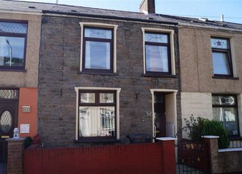 Thumbnail 2 bed terraced house for sale in Penrhiwceiber Road, Penrhiwceiber, Mountain Ash