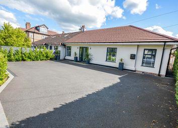 Thumbnail 4 bed semi-detached bungalow for sale in Hale Road, Hale, Altrincham