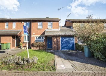 Thumbnail 3 bedroom terraced house to rent in Nutmeg Close, London