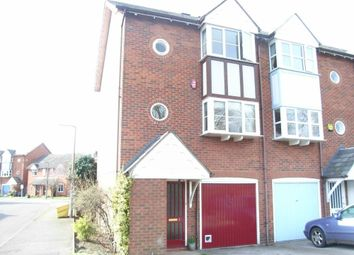 Thumbnail 3 bed property to rent in Blythfield, Harwharf, Burton Upon Trent, Staffordshire