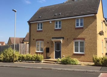 Thumbnail 3 bed semi-detached house to rent in Sharow Road, Leicester