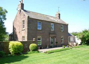 Thumbnail 4 bed detached house for sale in Burnside Of Keithock, Trinity, Brechin