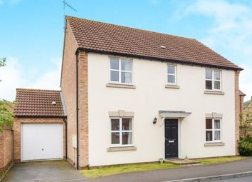 Thumbnail 4 bed detached house for sale in Hadrians Walk, North Hykeham, Lincoln, Lincolnshire