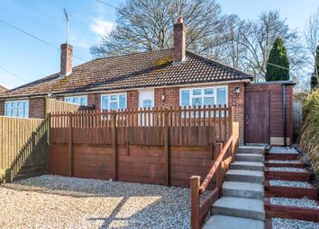 Thumbnail 2 bed semi-detached bungalow for sale in Near Kings Pond, Alton, Hampshire