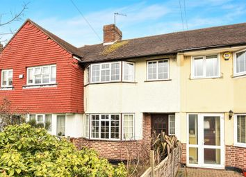 Thumbnail 3 bed terraced house for sale in Dorchester Road, Worcester Park