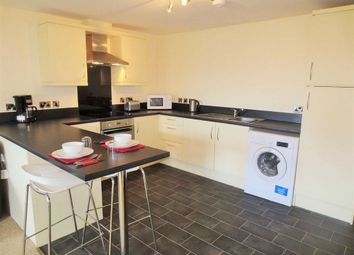 Thumbnail 2 bed flat for sale in Cumbria House, Corporation Road, Workington