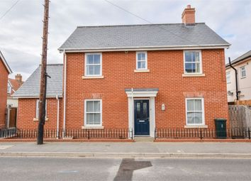 Thumbnail 4 bed detached house for sale in Nayland Road, Mile End, Colchester, Essex