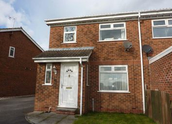 Thumbnail 3 bed semi-detached house to rent in Hailstone Drive, Northallerton