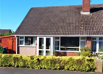 Thumbnail 3 bed bungalow to rent in Appledore Close, Stafford