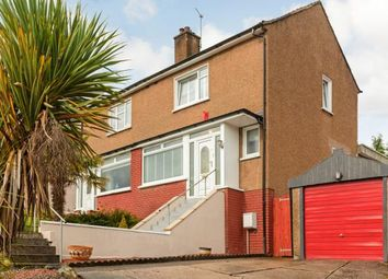 Thumbnail 2 bed semi-detached house for sale in Spey Road, Bearsden, Glasgow, East Dunbartonshire