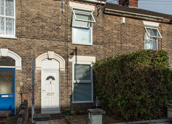 Thumbnail 2 bedroom terraced house for sale in Connaught Road, Norwich