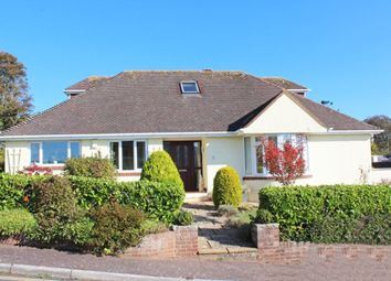 Thumbnail 4 bed detached house for sale in Glebelands, Sidmouth