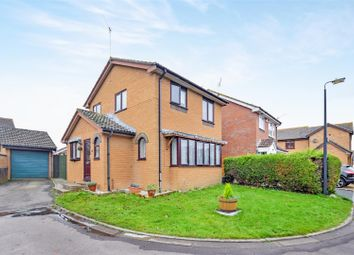 Thumbnail 3 bed detached house for sale in Bladen Close, Portishead, Bristol