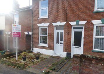 Thumbnail 2 bedroom property to rent in Nottidge Road, Ipswich, Suffolk