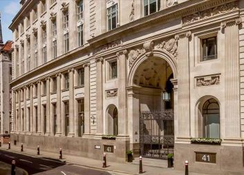 Thumbnail Serviced office to let in 41 Lothbury, London