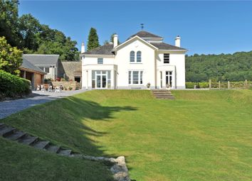 Thumbnail 6 bedroom detached house for sale in Lustleigh, Newton Abbot, Devon
