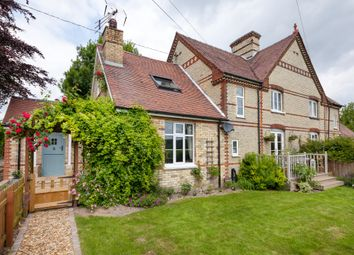 Thumbnail 4 bed semi-detached house for sale in Shaftenhoe End, Barley, Royston