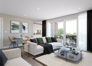 Thumbnail 2 bed flat for sale in The Chocolate Works, Campleshon Road, York