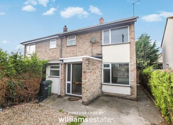 Thumbnail 3 bed semi-detached house for sale in Deunant, Gwyddelwern, Corwen