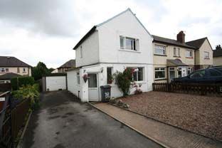 Thumbnail 2 bed end terrace house to rent in Chippendale Rise, Otley