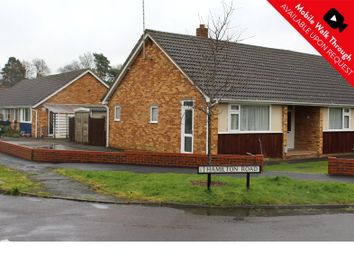 Thumbnail 2 bed bungalow for sale in Hamilton Road, Church Crookham, Fleet, Hampshire