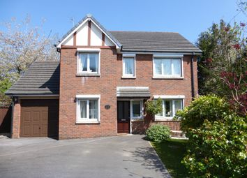 Thumbnail 4 bed detached house for sale in Greenway Road, Rumney, Cardiff