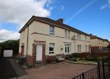 Thumbnail 2 bedroom flat for sale in Hillrigg Avenue, Airdrie, North Lanarkshire