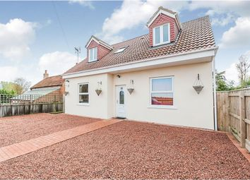 Thumbnail 4 bed property for sale in Station Road, Tydd Gote, Wisbech