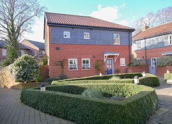 Thumbnail 3 bed detached house for sale in Bridge Street, Framlingham, Woodbridge
