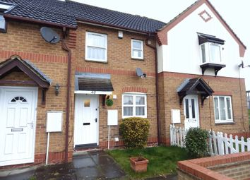Thumbnail 2 bed terraced house for sale in Honeysuckle Close, Bradley Stoke, Bristol