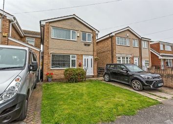 Thumbnail 4 bed detached house for sale in Webster Crescent, Rotherham, South Yorkshire