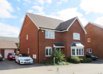 Thumbnail 5 bed detached house for sale in Parrott Grove, Marston Moretaine, Bedford