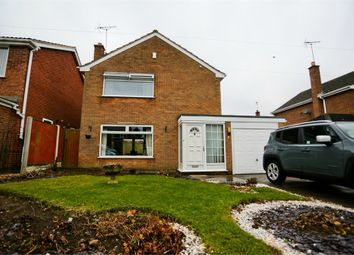 Thumbnail 3 bed detached house for sale in Nethercross Drive, Warsop, Mansfield, Nottinghamshire