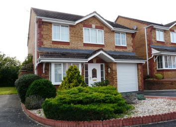 Thumbnail 4 bed detached house to rent in Siskin Chase, Cullompton