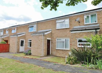 Thumbnail 2 bed terraced house for sale in Whitton Close, Swavesey, Cambridge