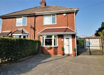 Thumbnail 2 bed semi-detached house for sale in Rookery Lane, Lincoln